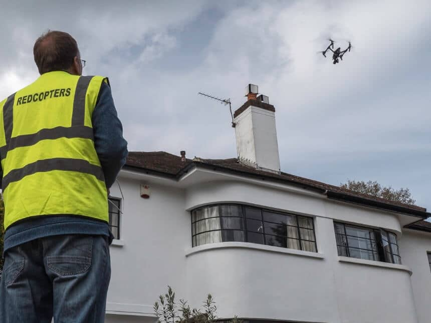 10 Best Drones for Roof Inspections – Professional-Grade Picks with Convenient Controls!