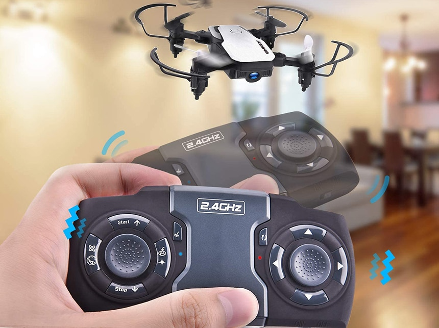 5 High-Quality Drones under 250 Grams — Maximum Functionality in a Tiny Device
