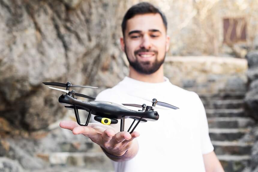 How Much Weight Can a Drone Carry?