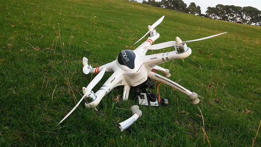 How to Fix a Drone That Won't Fly