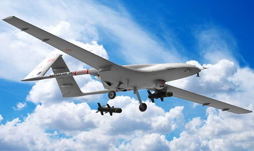 Different Types of Drones by Construction and Purpose
