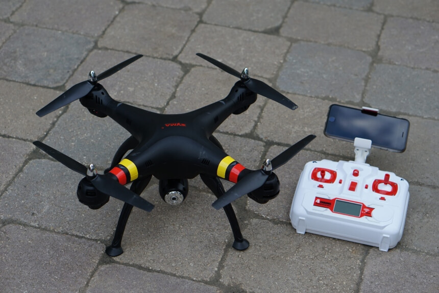 7 Best Syma Drones for Both Beginners and Advanced Users!